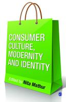Consumer Culture  Modernity and Identity PDF