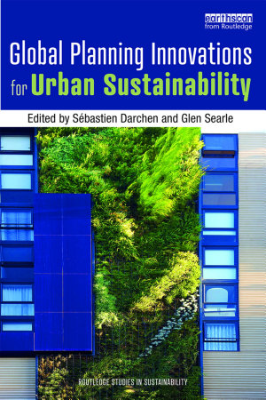Global Planning Innovations for Urban Sustainability