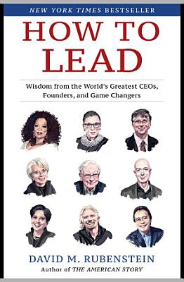 How to Lead