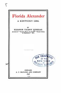 Florida Alexander  a Kentucky Girl