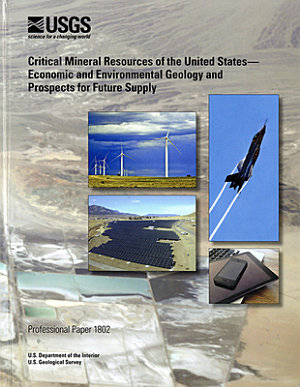 Critical Mineral Resources of the United States