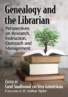 Genealogy and the Librarian PDF