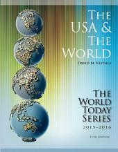 The USA and The World 2015-2016: Edition 11