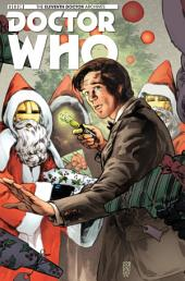 Doctor Who: The Eleventh Doctor Archives #12: Silent Night