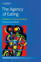 The Agency of Eating PDF