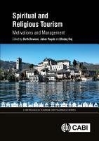 Spiritual and Religious Tourism PDF