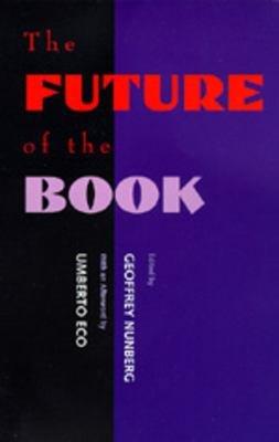 The Future of the Book PDF