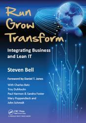 Run Grow Transform Book PDF