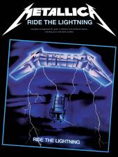 Metallica: Ride The Lightning (Guitar TAB)