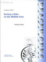 Turkey s Role in the Middle East PDF