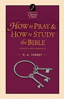 How to Pray   And  How to Study the Bible Book