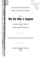 Why Dirty Water is Dangerous