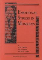 Emotional Stress in Monkeys PDF