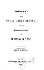 A journey to the world under-ground: Volume 2