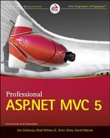 Professional ASP NET MVC 5 PDF