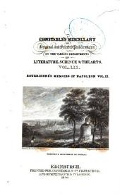 Memoirs of Napoleon Bonaparte: Volume 3