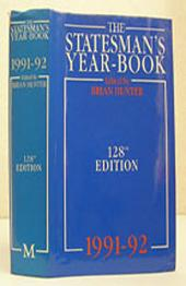 The Statesman's Yearbook: 1991-92