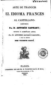 Arte de traducir el idioma frances al castellano
