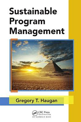 Sustainable Program Management