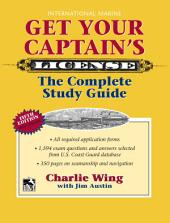 Get Your Captain's License, 5th: Edition 5