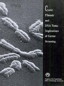 Cystic Fibrosis and DNA Tests PDF