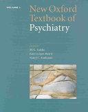 New Oxford Textbook of Psychiatry PDF