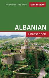 Albanian Phrasebook
