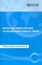 Protection from Exposure to Second-hand Tobacco Smoke
