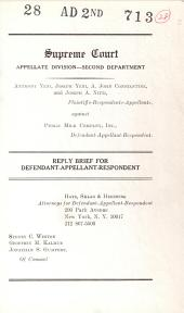 Supreme Court Appellate Division Second Department