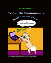 Start Here Python 3x Programming Book PDF