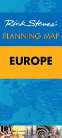Rick Steves' Planning Map Europe