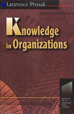 Knowledge in Organisations PDF