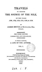 Travels to Discover the Source of the Nile: In the Years 1768, 1769, 1770, 1771, 1772, & 1773, Volume 1
