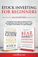 Stock Investing For Beginners Value Edition
