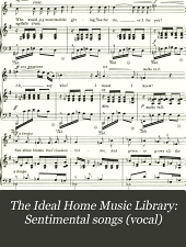 The Ideal Home Music Library: Sentimental songs