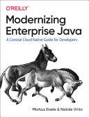 Modernizing Enterprise Java
