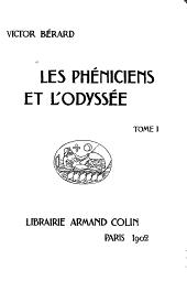 Les Phéniciens et l'Odyssée: Volume1