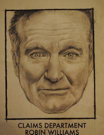 Claims Department   Robin Williams Memorial