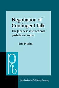 Negotiation of Contingent Talk Book
