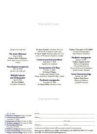 British Journal of Hospital Medicine PDF