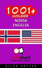 1001+ øvelser norsk - engelsk