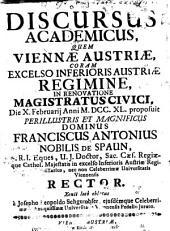 Discursus academicus