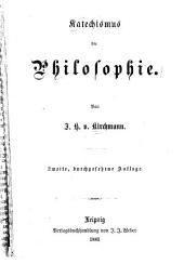 Katechismus der Philosophie
