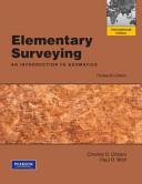 Elementary Surveying Book