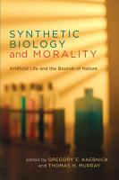 Synthetic Biology and Morality PDF