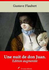 Une nuit de don Juan.: Nouvelle édition augmentée