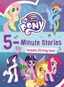 My Little Pony  5 Minute Stories PDF