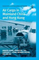 Air Cargo in Mainland China and Hong Kong PDF