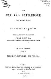 The Cat and Battledore: And Other Tales, Volume 1
