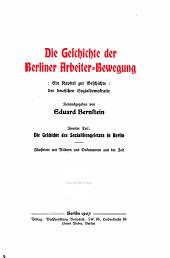 t. Die geschichte des Sozialistengesetzes in Berlin